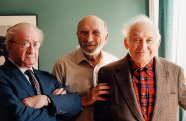 Marvin Penner, Herb Cantor, Milton Gold